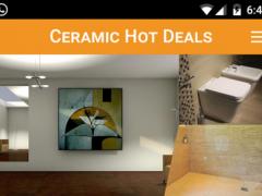 Ceramic Hot Deals 1.1.2 Screenshot