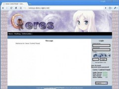 Ceres CP  Screenshot