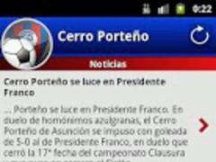 Cerro Porteño For Fans 1.4.5 Screenshot
