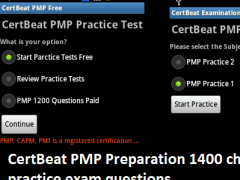 CertBeat PMP5 Success Package 3.0 Screenshot