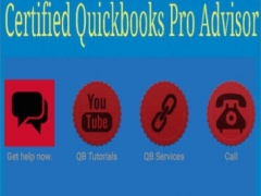 Certified QuickBooks Pro 8 Screenshot