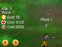 Chainsaw Massacre 1.12 Screenshot