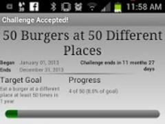 Challenge Accepted! 1.5 Screenshot