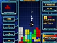 Challenger Tetris 1.5 Screenshot