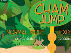 Cham Jump 1.1 Screenshot