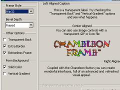 Chameleon Frame 1.0.1 Screenshot