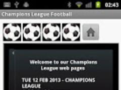 Champions League Ad Free 22.0 Screenshot
