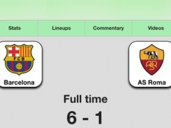 Champions League. 3.6 Screenshot