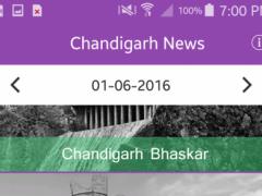 Chandigarh News 1.0.5 Screenshot