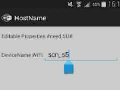 Change HostName WiFi Pro  Screenshot