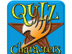 Characters Quiz of Fairy Tail 1.0 Screenshot