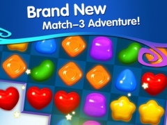 Charm Candy Splash - A Brand New Free Match-3 Game 1.1 Screenshot