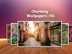 Charming Wallpapers HD 1.5 Screenshot