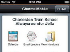 Charms Parent/Student Portal 1.8 Screenshot