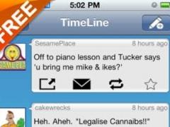 Chat for twitter+Push Free 1.1 Screenshot