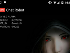 Chat Robot EVA 1.0.4 Screenshot