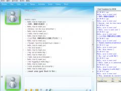 Chat Translator for MSN 5.1.1.1 Screenshot