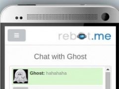 Chat with Ghost 1.1 Screenshot