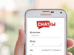 Chatiw! Meet Random Strangers 2.3.2 Screenshot