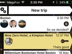 Chatnbook — the travel app 1.3 Screenshot