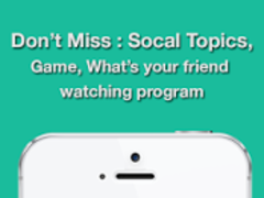 Chatterbox - Social TV 3.2 Screenshot