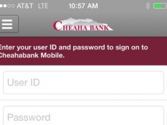 Cheahabank Mobile 3.4.7.962 Screenshot