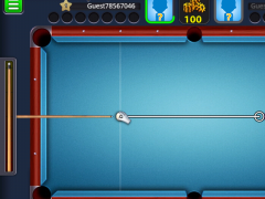 Cheat Guide for 8 Ball Pool 3.0 Screenshot