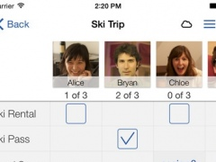 Checked! 3.2.1 Screenshot