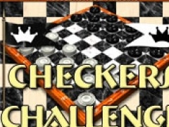 Checkers Challenge 1.0 Screenshot