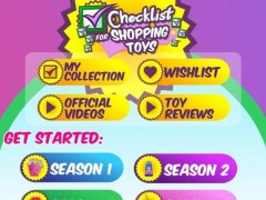 Checklist for Shopping Toys 1.0.57 Screenshot