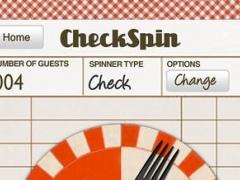 CheckSpin 1.1 Screenshot