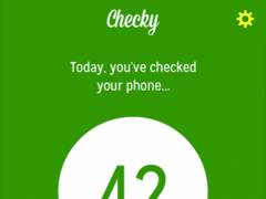 Checky - Phone Habit Tracker 1.0.1 Screenshot