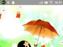 Cheer Live Wallpaper 17.0.0 Screenshot