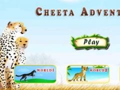 Cheetah Adventure 2.0 Screenshot