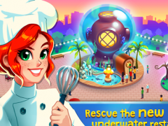 Chef Rescue - Cooking & Restaurant Management Game 2.8 Screenshot