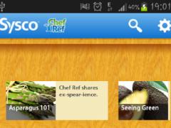ChefRef 1.9 Screenshot