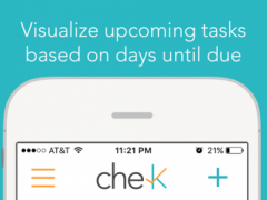 Chek - The Everything Calendar 1.4.1 Screenshot