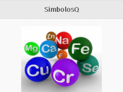 Chemical Symbols 1.6 Screenshot