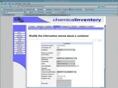 chemicalInventory 20071020 Screenshot