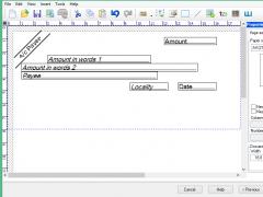 Cheque Factory 3.2 Screenshot