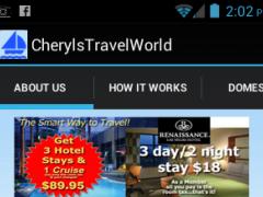 Cheryls Travel World 1.1 Screenshot