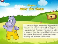 Chess for Kids - Learn and Play with Pippo 1.1 Screenshot
