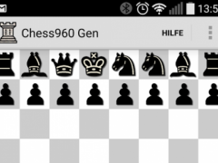 Chess960 Generator 1.0.1 Screenshot