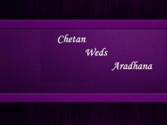 ChetanWedsAaradhana 1.2.0 Screenshot