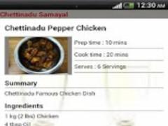 Chettinadu samayal 1. 4 free download.