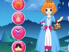 Chibi Princess ——Beauty Dress Up/Girls Makeover 1.1.2 Screenshot