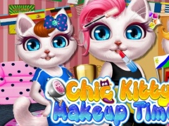 Chic Kitty's Makeup Time 1.0.0 Screenshot