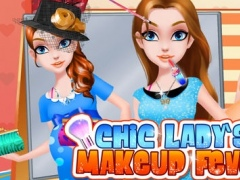 Chic Lady's Makeup Fever - Crazy Party Time/Perfect Designer 1.0.0 Screenshot