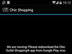 Chic Outlet Shopping® 1.0.12 Screenshot