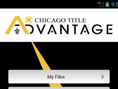 Chicago Title Advantage 3.9.6.3 Screenshot